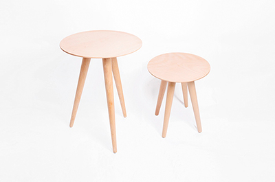 Tea Table/Wooden Stool